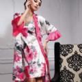 黛妮芳2010年时尚家居服系列